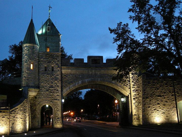 Noordoost usa 10 quebec porte saint louis for Porte quebec